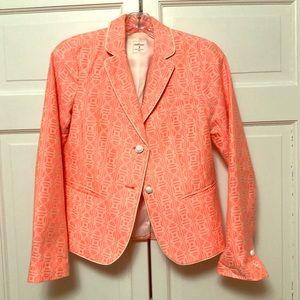 Gap Academy blazer hot pink! Never worn.